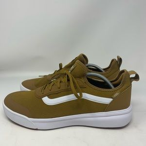 Vans UltraRange AC Running Shoes Cumin Tan White